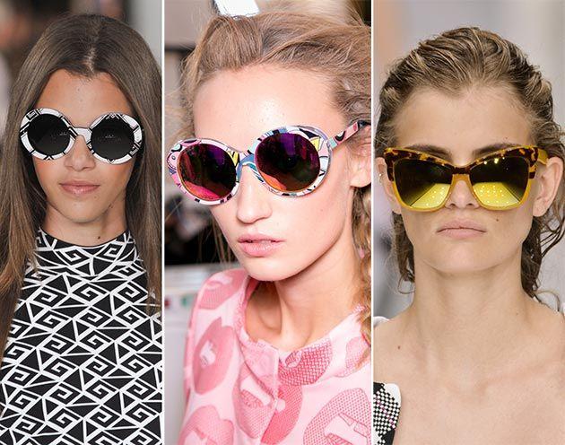 креативные очки и модные оправы