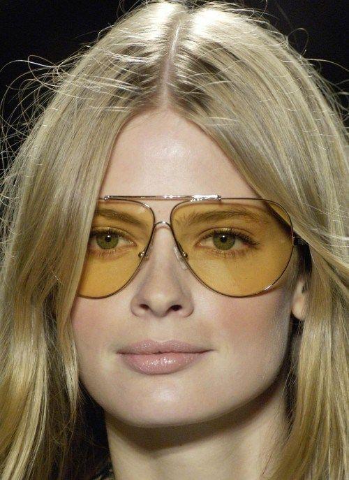 модные очки капельки