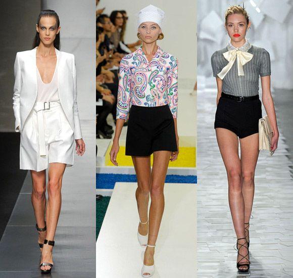 шорты для настоящих модниц