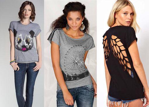 модные футболки для летнего сезона