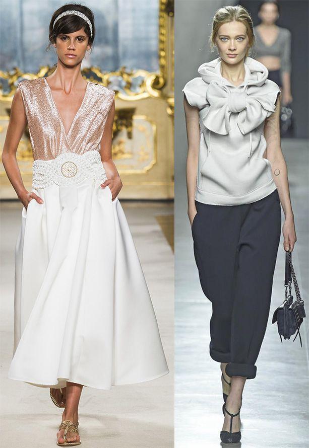 лучшие блузы от модных домов