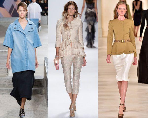 модные блузки 70-х с элементами современности