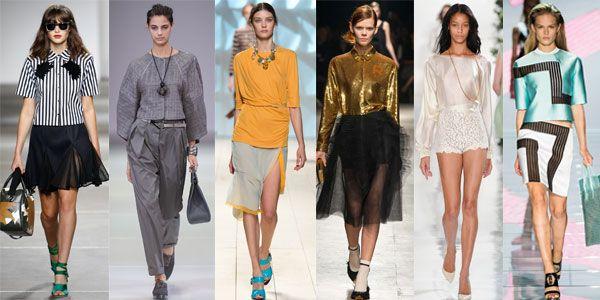 модные блузы фантазии нет предела