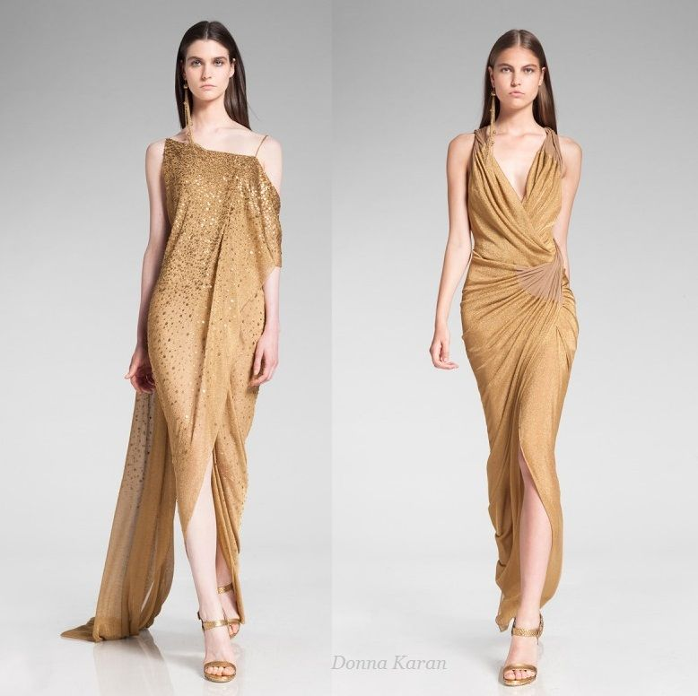 мода на платье весна лето