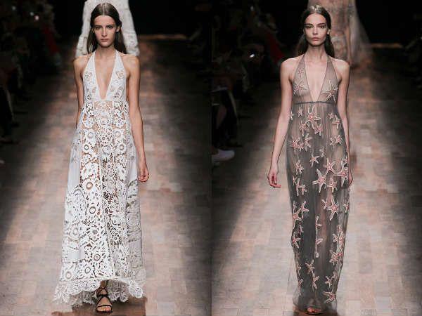 выбери свое вечерние платье в стиле nude