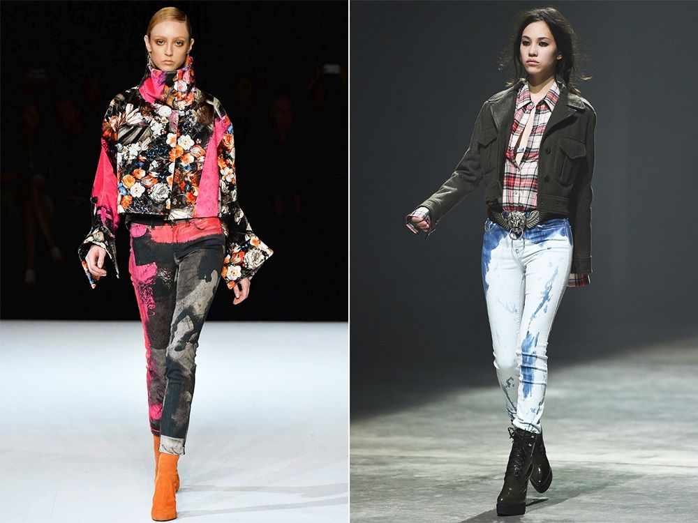 Креативные джинсы сезона 2015-2016