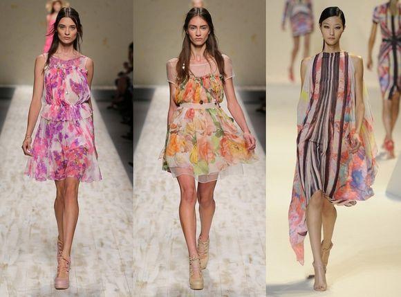 Легкие короткие сарафаны мода сезона