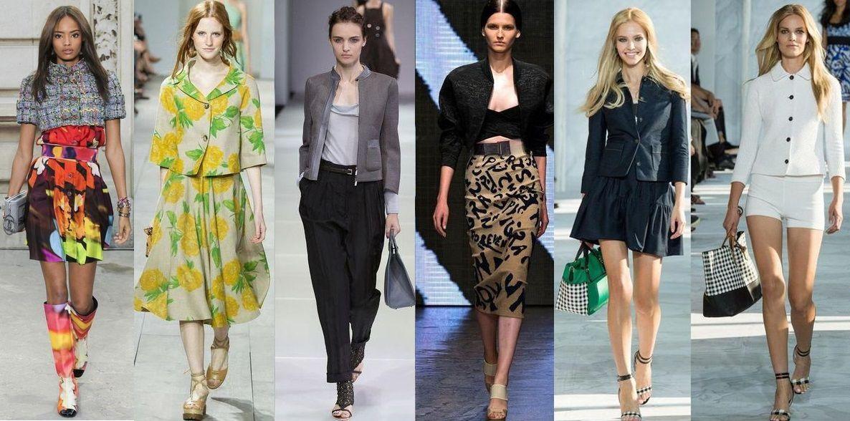 Модные пиджаки для женщин из Европы