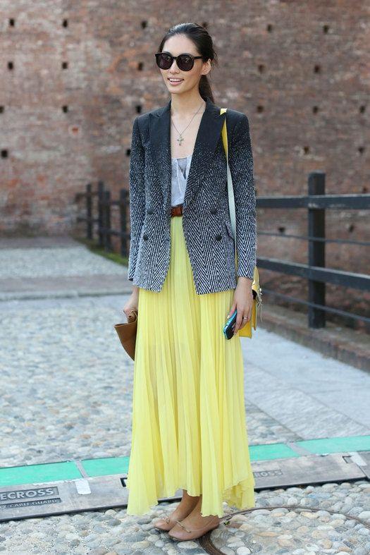 Модные пиджаки с абстрактными узорами