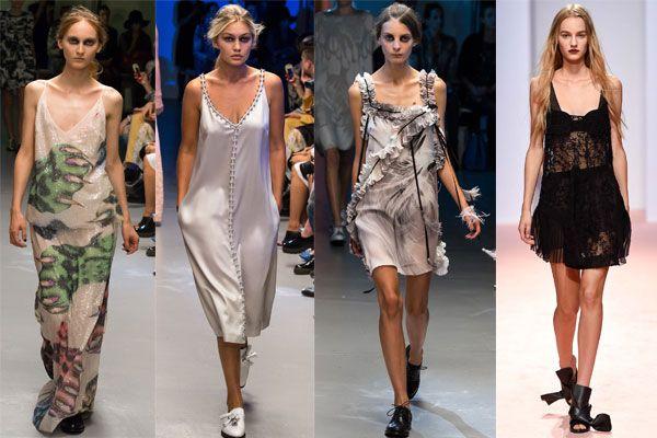 Модные сарафаны из Европы
