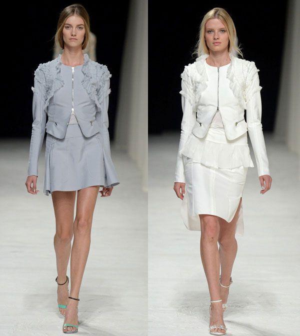 Новый тренд пиджаки на молнии
