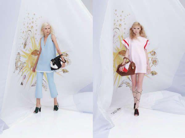 Разнообразие цветов модных туник