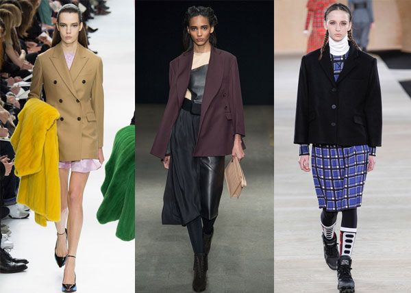 Женские пиджаки модные сегодня