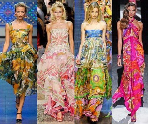 многообразие стильных сарафанов
