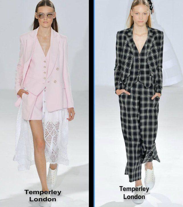 модные пиджаки и жакеты весна-лето