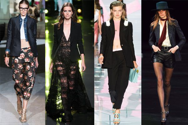 женские пиджаки сезон 2015