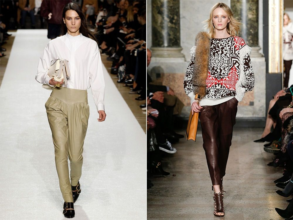 Фасоны лучших и модных брюк
