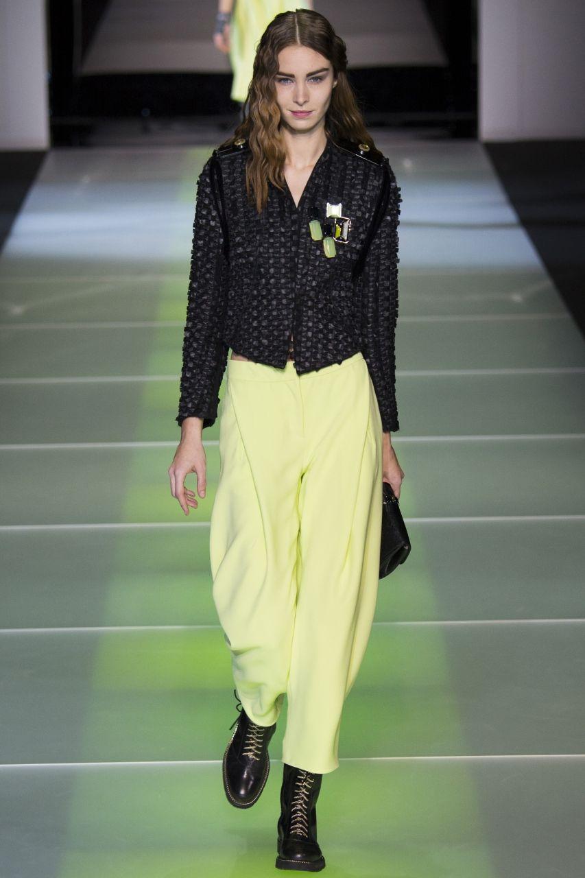Giorgio-Armani и его модные брюки