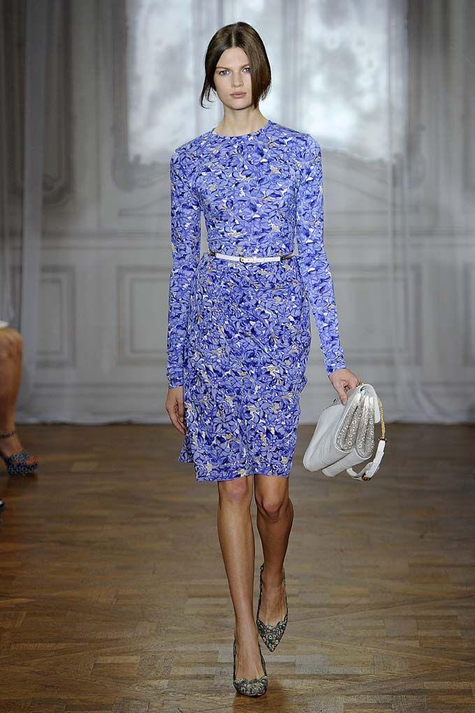 Классическое сплатье с абстрактным узором