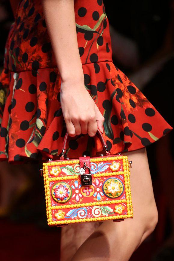Модная сумочка от dolce gabbana