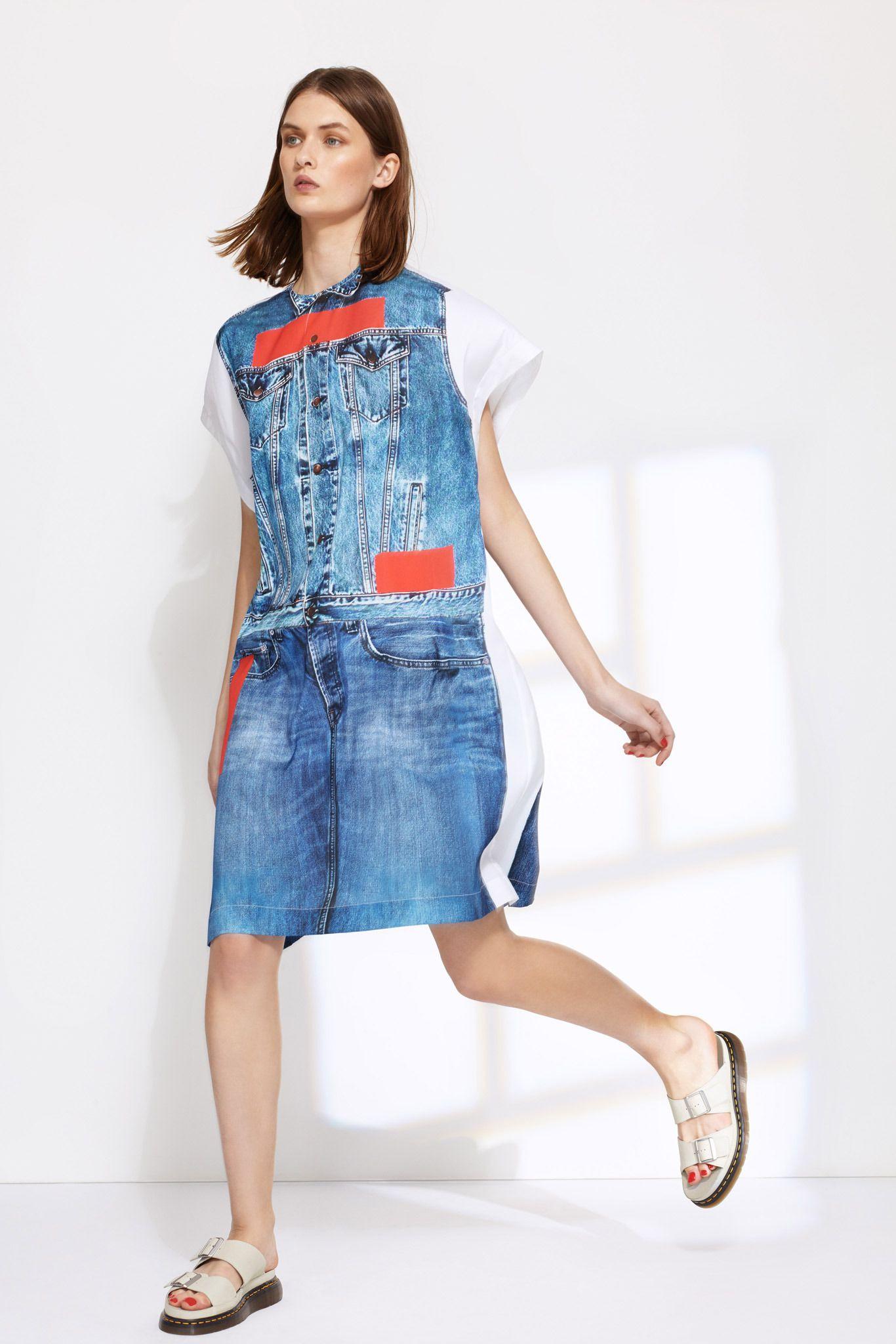 Молодежные коллекции одежды на летний сезон