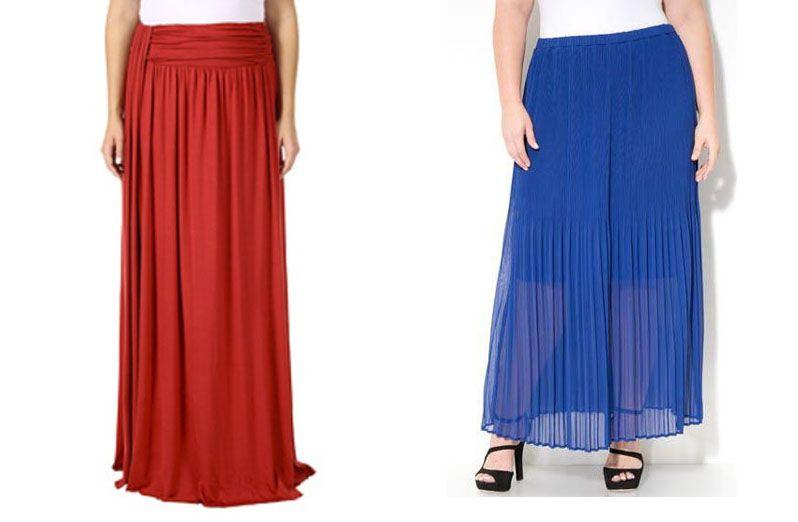 Плиселированные юбки модны всегда