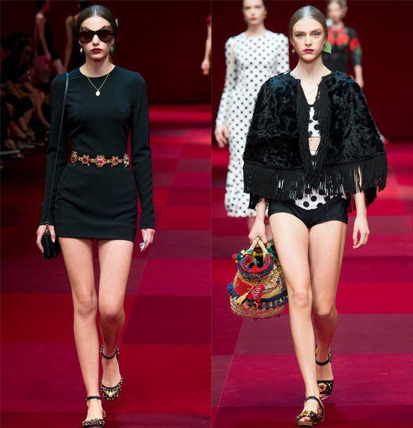 Стильные короткие платья для модных девушек