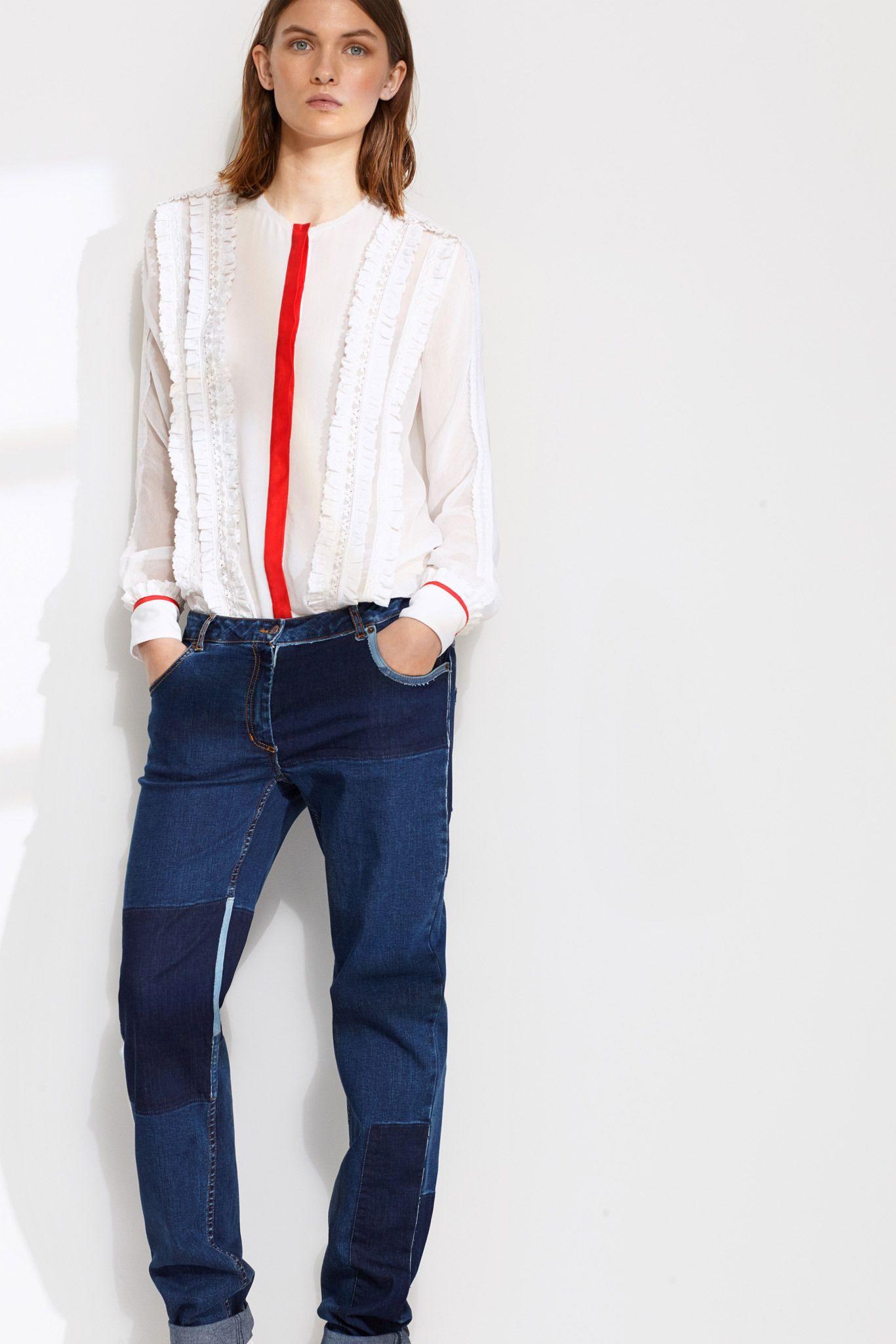 лучшее из коллекции джинсовой одежды