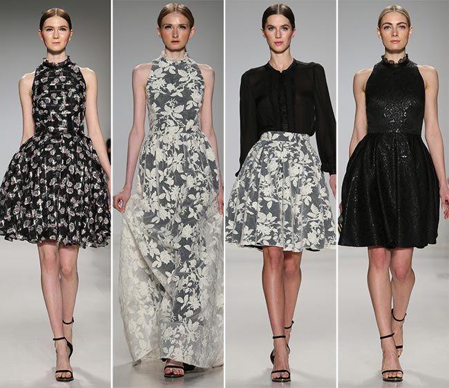 Erin Fetherston и модные вечерние платья