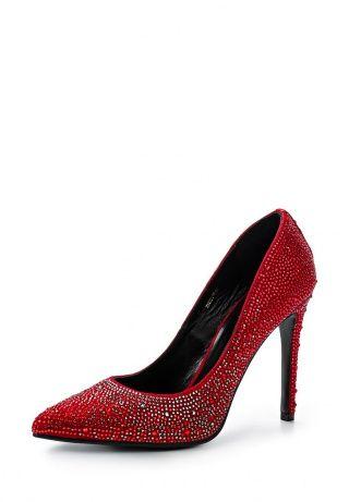 Красные туфли лодочки на новый год