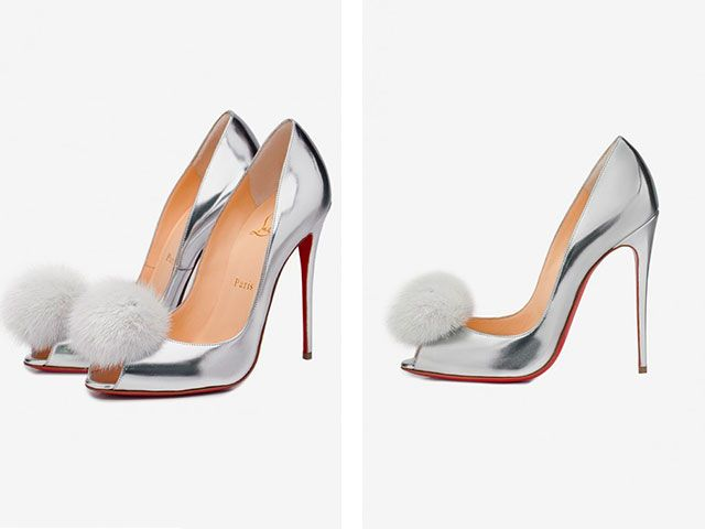 Модные туфли на новый год