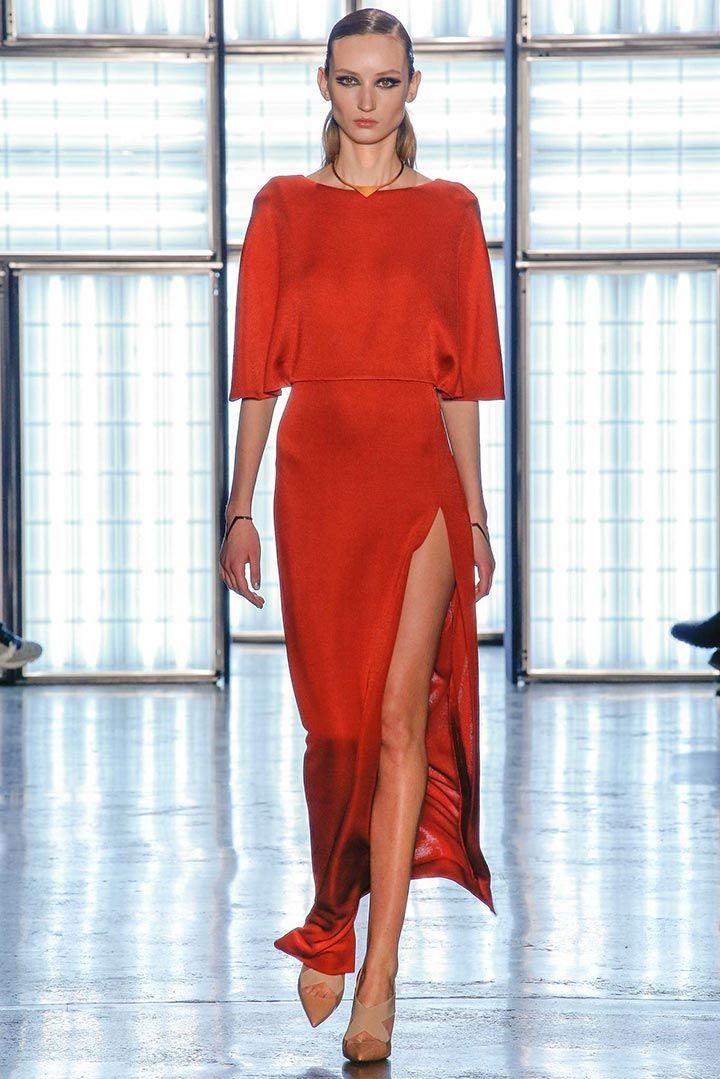 Вечерние платья для смелых женщин