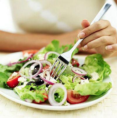 Овощная диета – просто, эффективно, полезно!