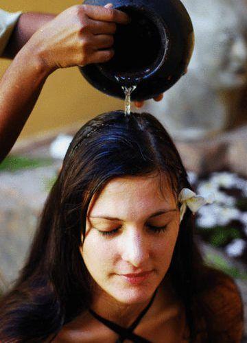 Красивые и здоровые волосы с помощью масла