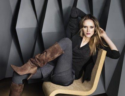 Выбираем модные сапоги на осень 2012 для души