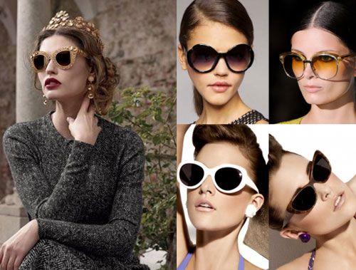 Модные солнцезащитные очки сезона лето 2015 – внеси яркость в свой образ