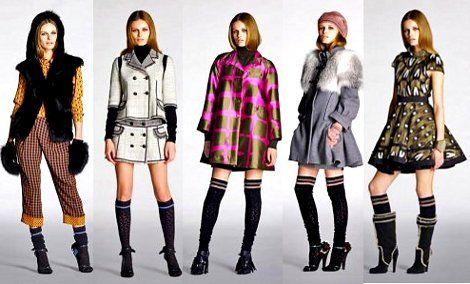 Модные тенденции 2011-2012 осень-зима