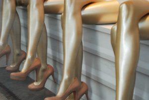 Грациозные ноги