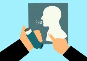 Болезни легких астма