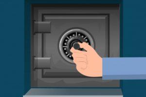 Как вскрыть заблокированный сейф