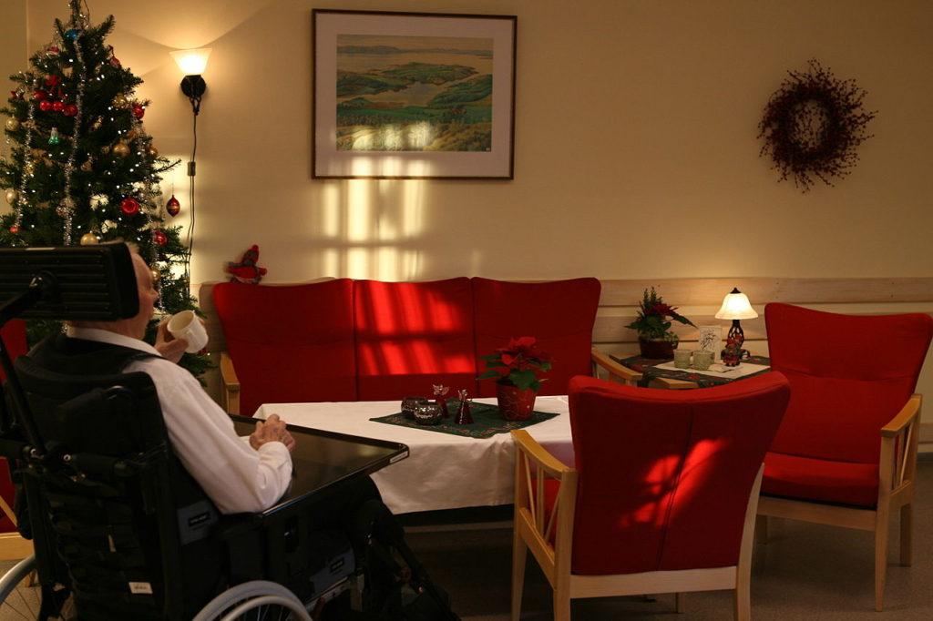 Пансионаты для престарелых - полноценная жизнь в старости