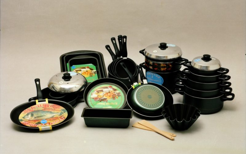Посуда для приготовления - какая она бывает?