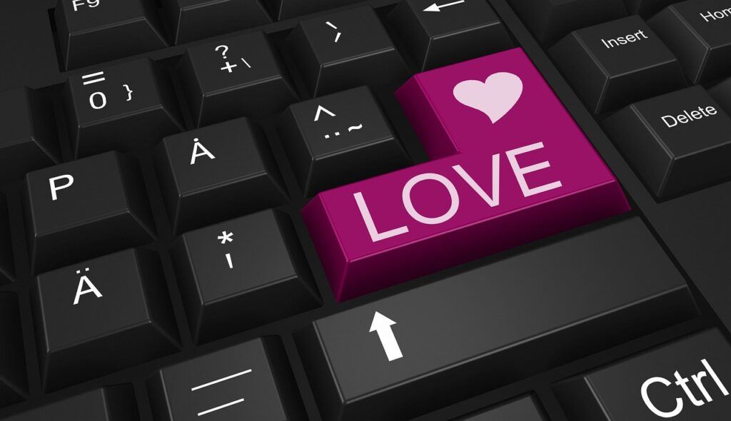 Онлайн знакомства. Правила безопасности