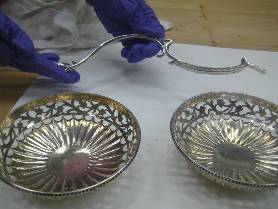 Лучшие способы очистить украшения из серебра