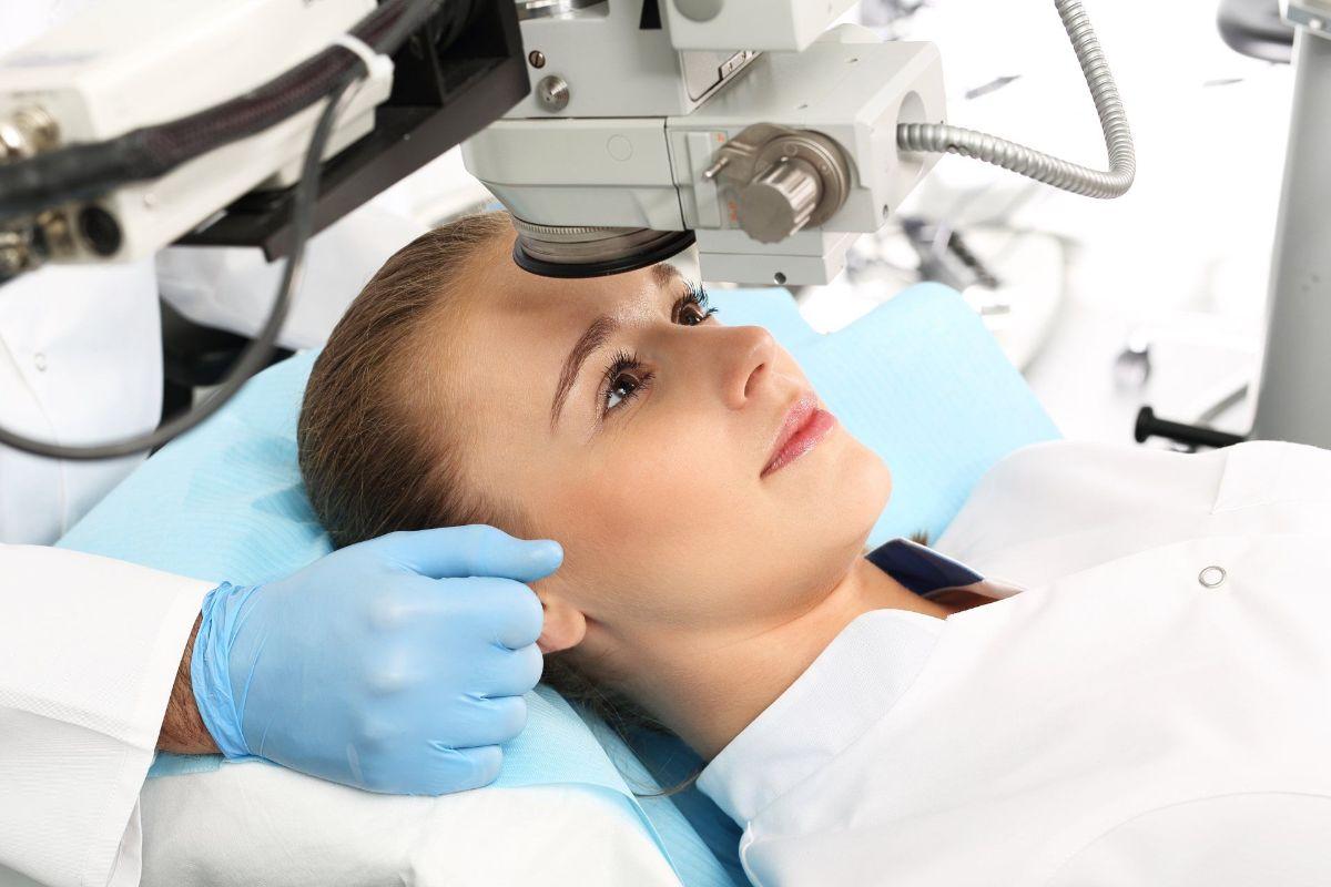Лазерные методы в офтальмологии