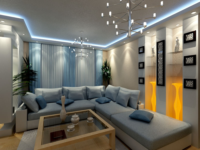 Каким должен быть ремонт и дизайн квартиры