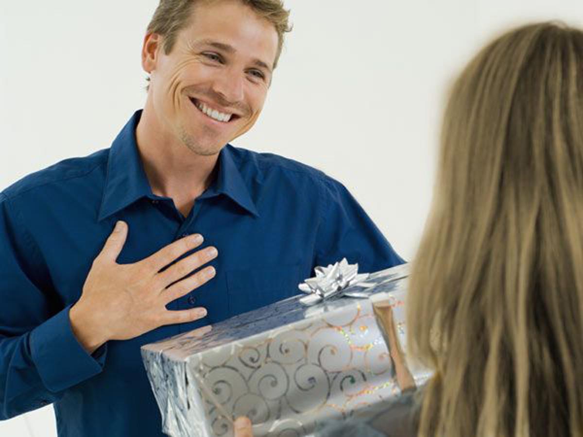 Что полезного подарить мужу на 14 февраля?